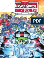 Angry Birds/Transformers #4 (of 4) Preview