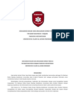 Revisi Anggaran Dasar Dan Anggaran Rumah Tangga