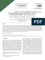 Sankar 2007 Journal of Crystal Growth