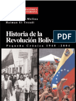 BONILLA & EL TROUDI, Historia de la Revolución Bolivariana