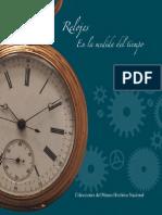 Relojes. en La Medida Del Tiempo. (2013)