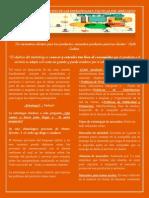Estrategias y Tacticas Del Mercadeo.