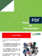 Plataformas de Videojuegos