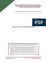 Basic Pressure Vessel Concepts