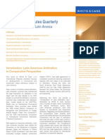 Arbitration in Latin America