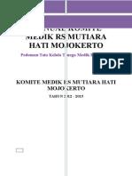 Manual Komite Medik RSMH Pedoman