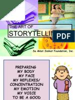 Art of Storytelling - AMCY Higher Version
