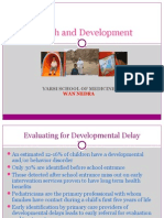 Developmental Delay - November 2011