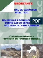 concesionesminerasyproteccindelpatrimonionacional-120411091146-phpapp01.ppt