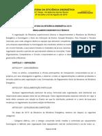 Regulamento MUEE 2015