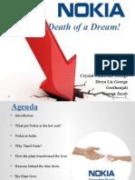 Death of a Dream- Nokia
