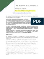 16. La EconomÍa Del Franquismo