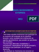 FENÓMENOS GEODINÁMICOS
