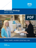 NHS Lothian Pharmacy Strategy 2013-2016