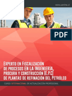 Curso de fiscalización de proyectos EPC