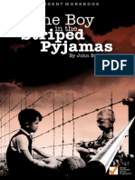 The Boy in the Striped Pyjamas Workbook 2012[1]