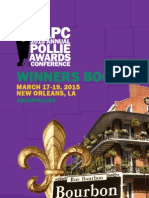 2015 AAPC Winners Book