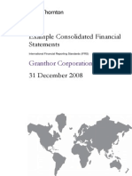 Example Consolidated Financial Statements 2008[1]
