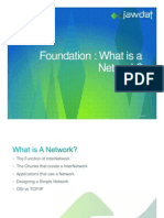 Day 1a - Foundation - What is a Network v2.2