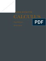Spivak Calculus Answer Book (3rd ed)