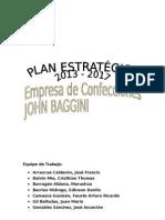 Plan Estrategico John Baggini Final