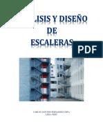 Análisis y Diseño de Escaleras