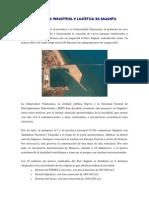El Parque Industrial y Logístico de Sagunto