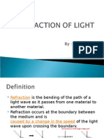 Refraction of Light 3