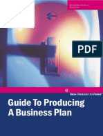 EY Business Plan Guide