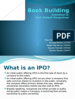 Ipo Book Building