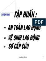 An Toan Lao Dong