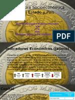 Estructura Socioeconómica Del Estado y País