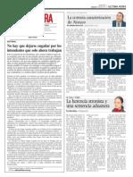 Roa Bastos, aduana y dictadura