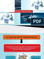 Exposición de Derecho Informático.