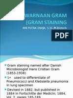 Pewarnaan Gram (Gram Staining-hsc