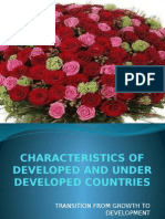 Characteristics of Developed Countries
