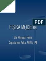 p13 Fisika Modern