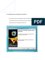Vmware Workstation Installation