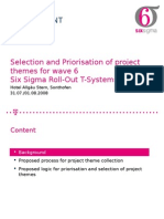 Six Sigma Project Selection_ACTIVE