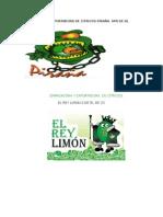 Logos Empresa Piraña y Rey Limon