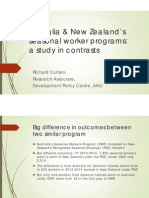 Comparing Australia's Seasonal Worker Program with NZ's Recognised Seasonal Employer Scheme