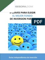 Guia Fondos inversion