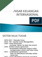Pasar Keuangan Internasional1