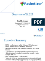 Overview of h323