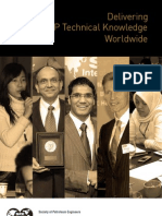 Society of Petroleum Engineers 2009 Annual Report