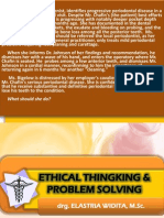 5. Ethical Thingking-problem Solving