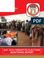 MHRC 2014 Elections Report