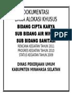 COVER DAK 2008-2010