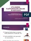 ISE, Start-up Scola Instrumente Online in Educatie