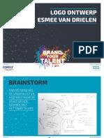 Presentatie Esmee - Brand Your Talent